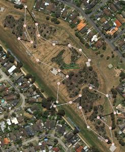aspendale course map