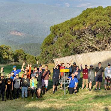 Mt Baw Baw Alpine Disc Golf Classic