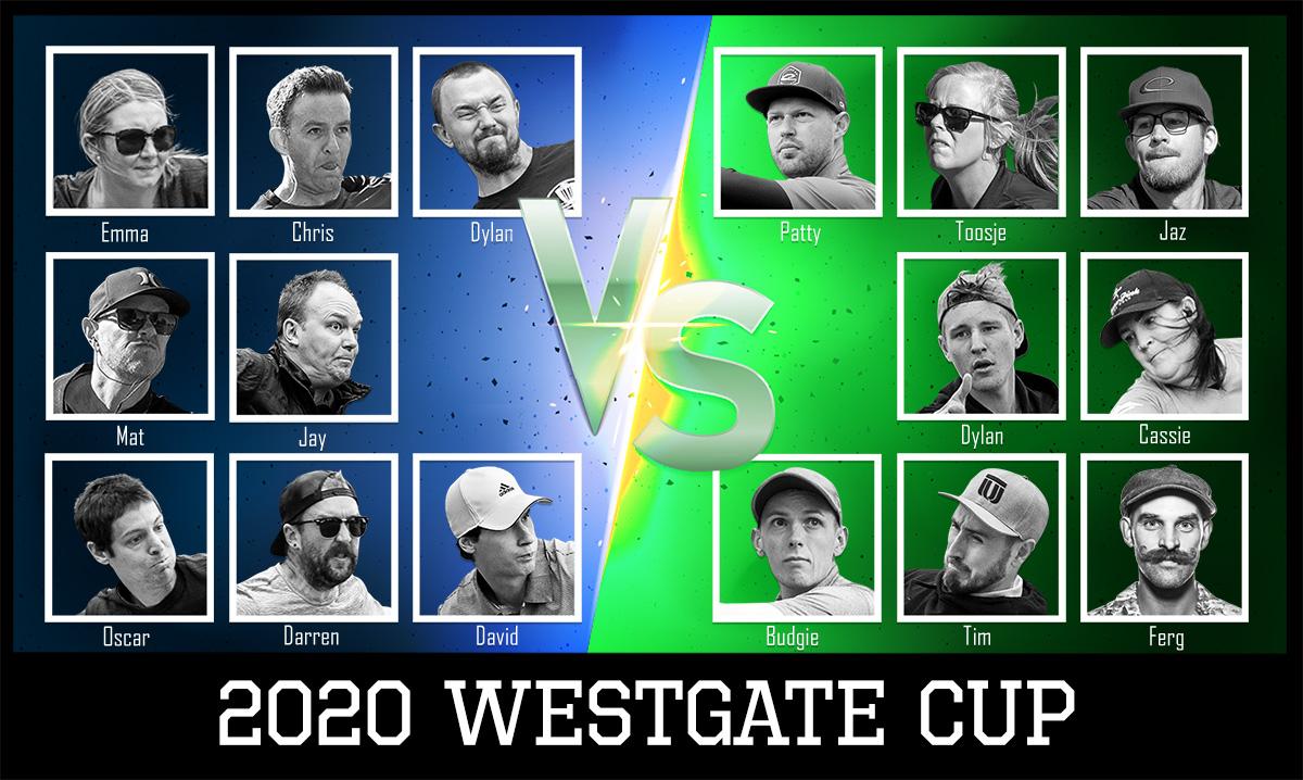 2020 Westgate Cup teams