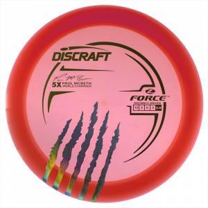 Discraft Paul McBeth Force