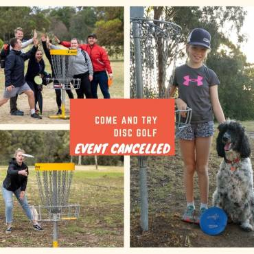 Come and Try Disc Golf at Warringal Parklands, Heidelberg (Cancelled)