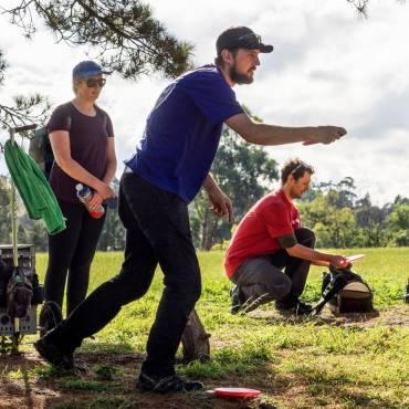 Return to Disc Golf Celebration