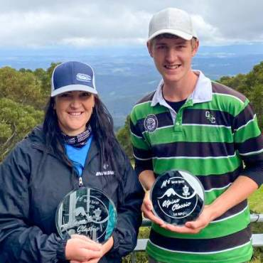 2021 Mt Baw Baw Alpine Disc Golf Classic