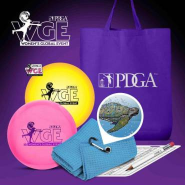 Calling all Girls and Women of Disc Golf