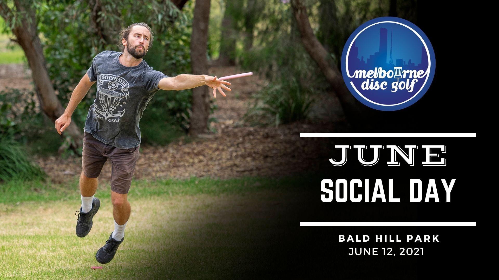 June social day banner bald hill