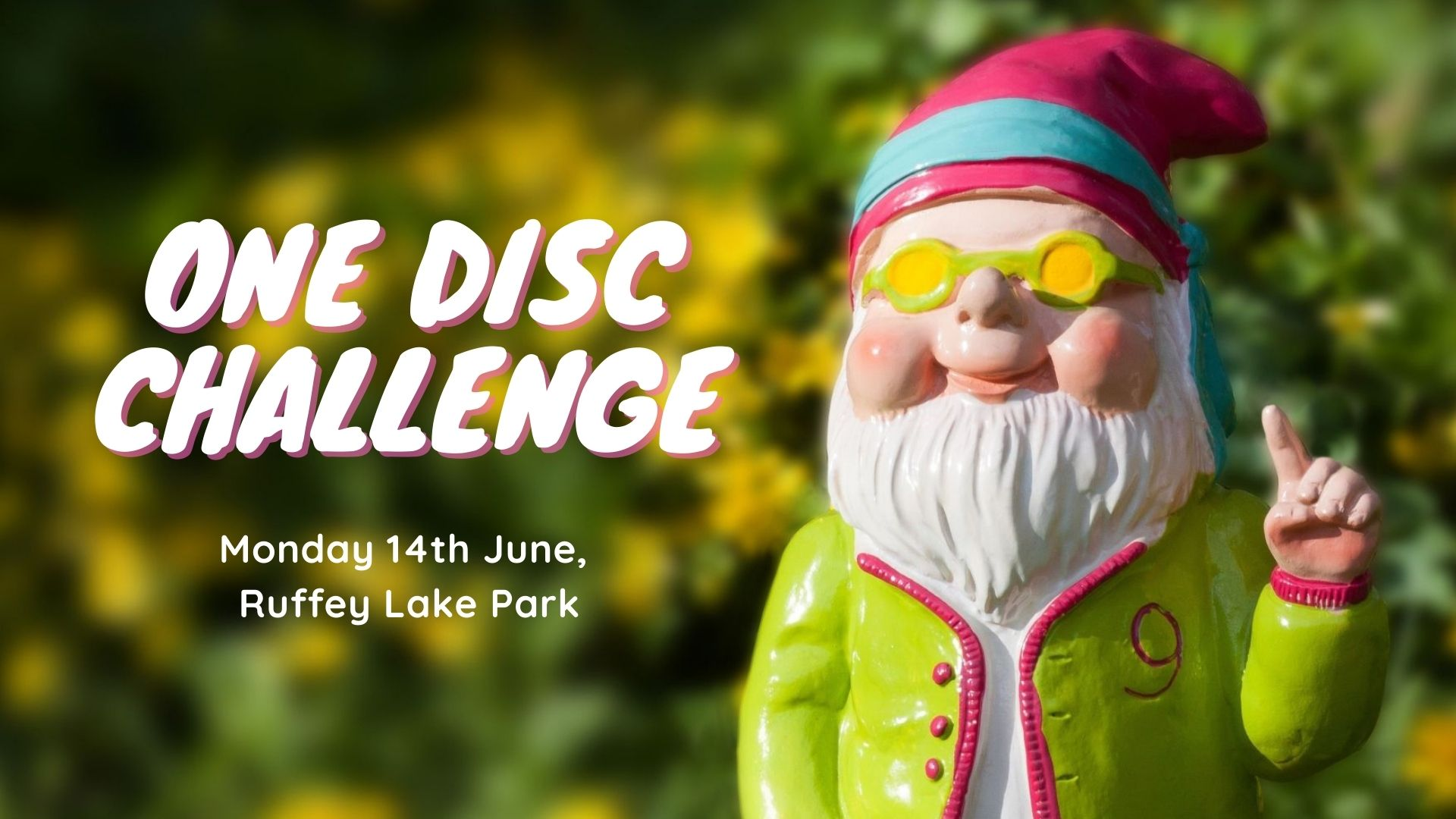 One Disc Challenge