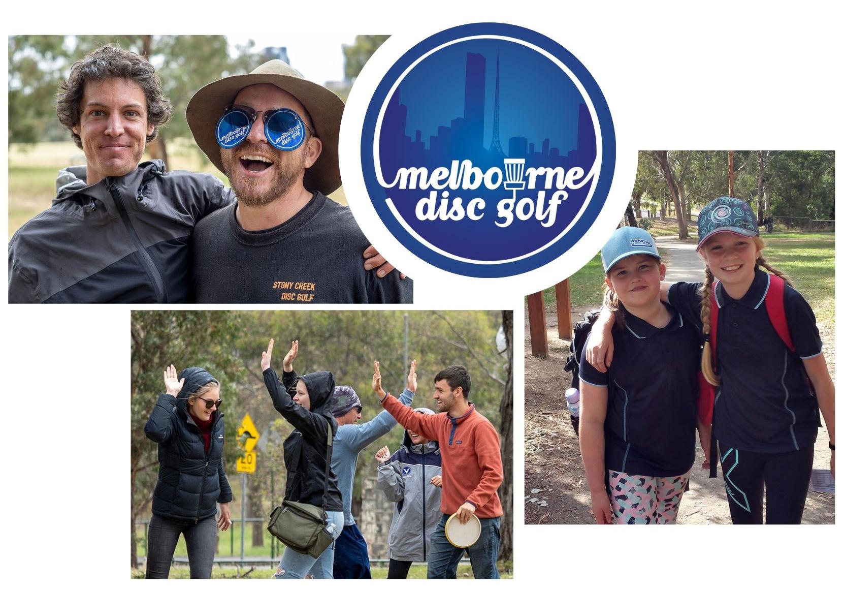 Melbourne Disc Golf Club membership