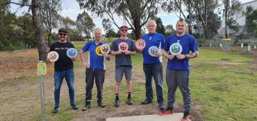 """Melbourne Disc Golf gives back with """"Play It Forward"""""""