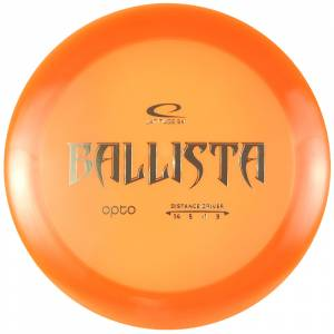 Latitude 64 Ballista orange